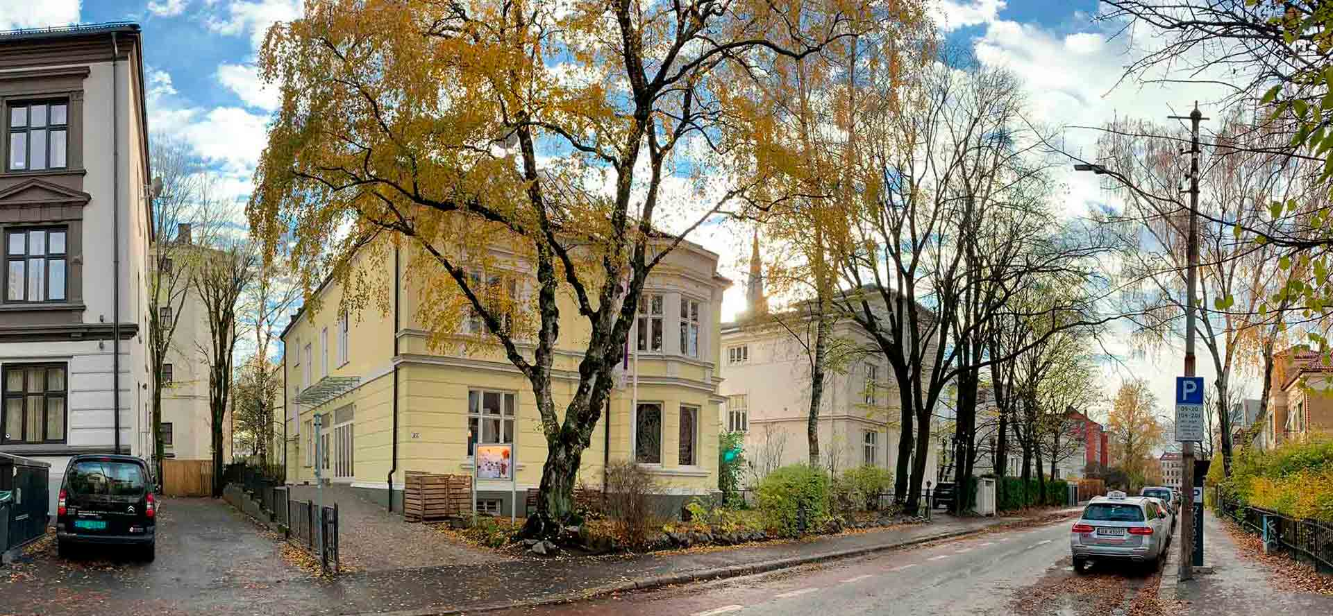 Haus der Gemeinde in Oslo