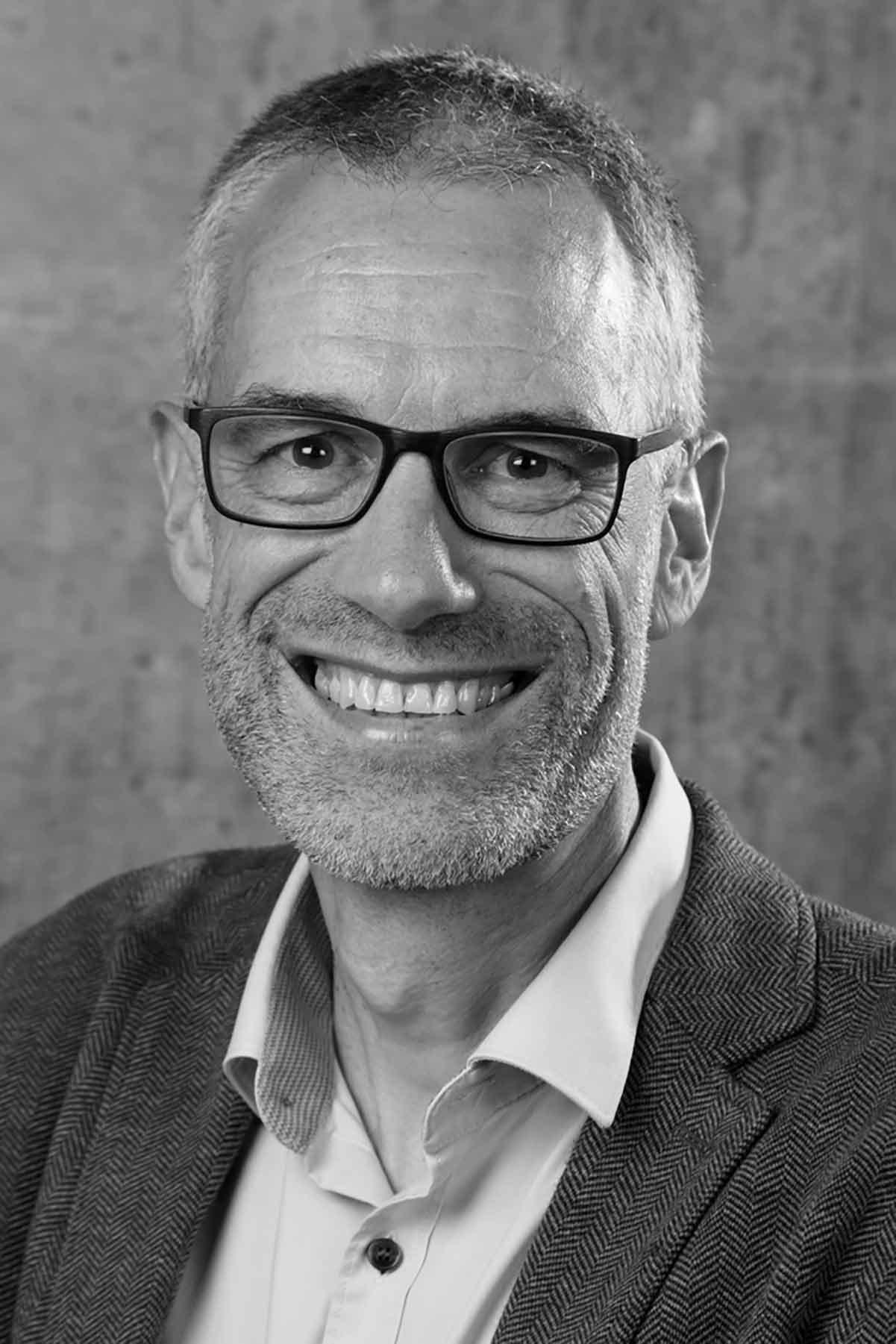 Pfarrer Lutz Tietje