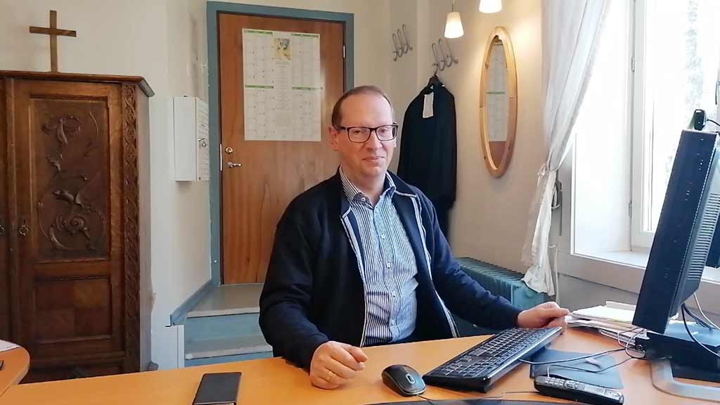 Pfarrer Wilhelm, Oslo